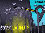 lajnap stand up comedy