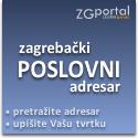 zagrebački poslovni imenik / registar poslovnih subjekata