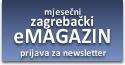 newsletter zagreb / zagrebački e-magazin