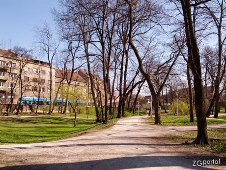 Park I Ulica Ribnjak Povijest Zagrebackih Parkova Zgportal Zagreb