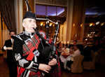 burns night / hotel esplanade