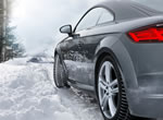audi tt / goodyear winter tyre
