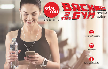 gyms4you / back to the gym