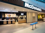 mcdonald`s / avenue mall zagreb