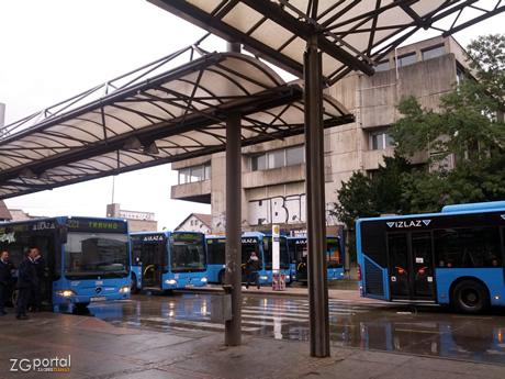 Sustav Javnog Prijevoza Servisne Informacije Za Grad