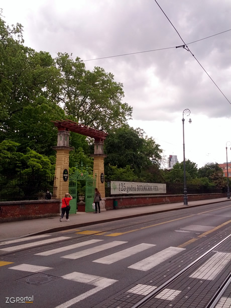Botanicki Vrt Simboli Grada Zagreba Zgportal Zagreb