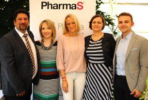 PharmaS / Jerko Jakšić, Anita Galić, Dina Štern i Matija Poljak / srpanj 2016.
