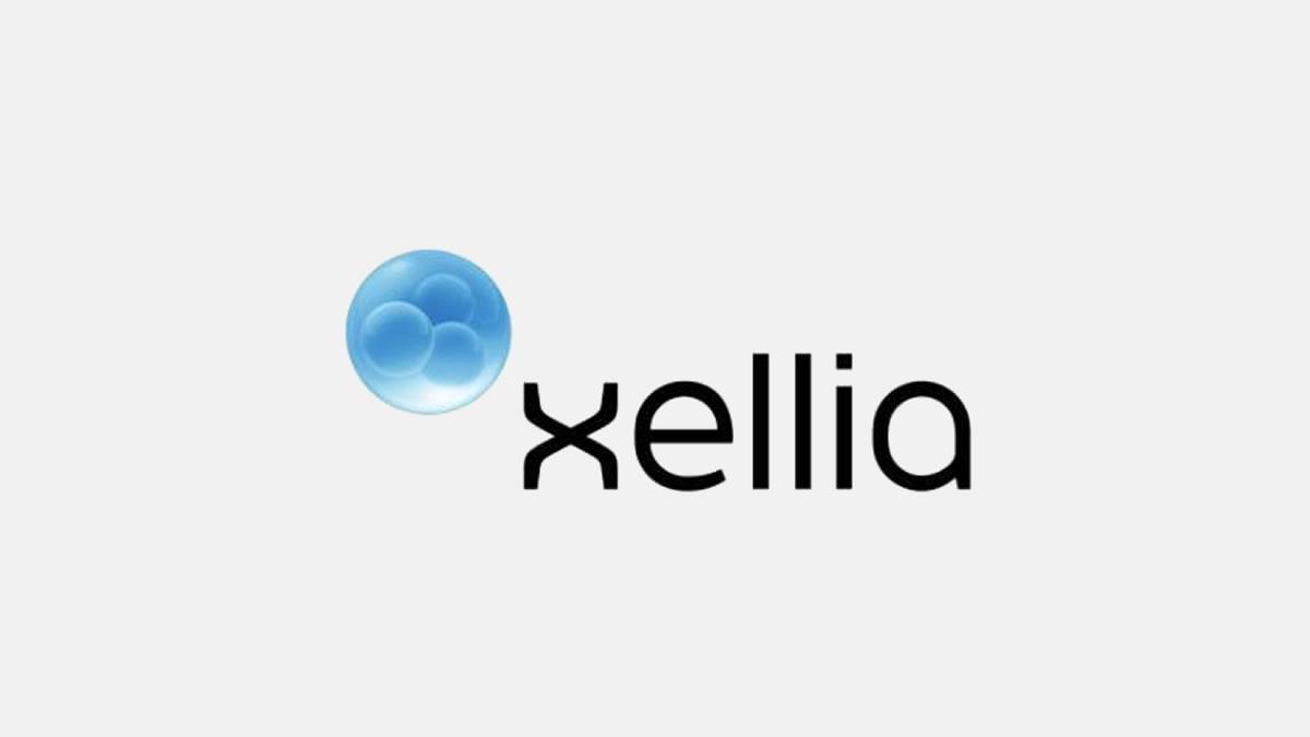 xellia pharmaceuticals - logo 2019