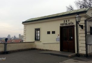 gornja stanica zagrebačke uspinjače