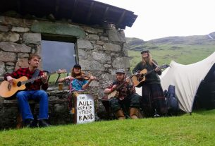 Auld Reekie String Band