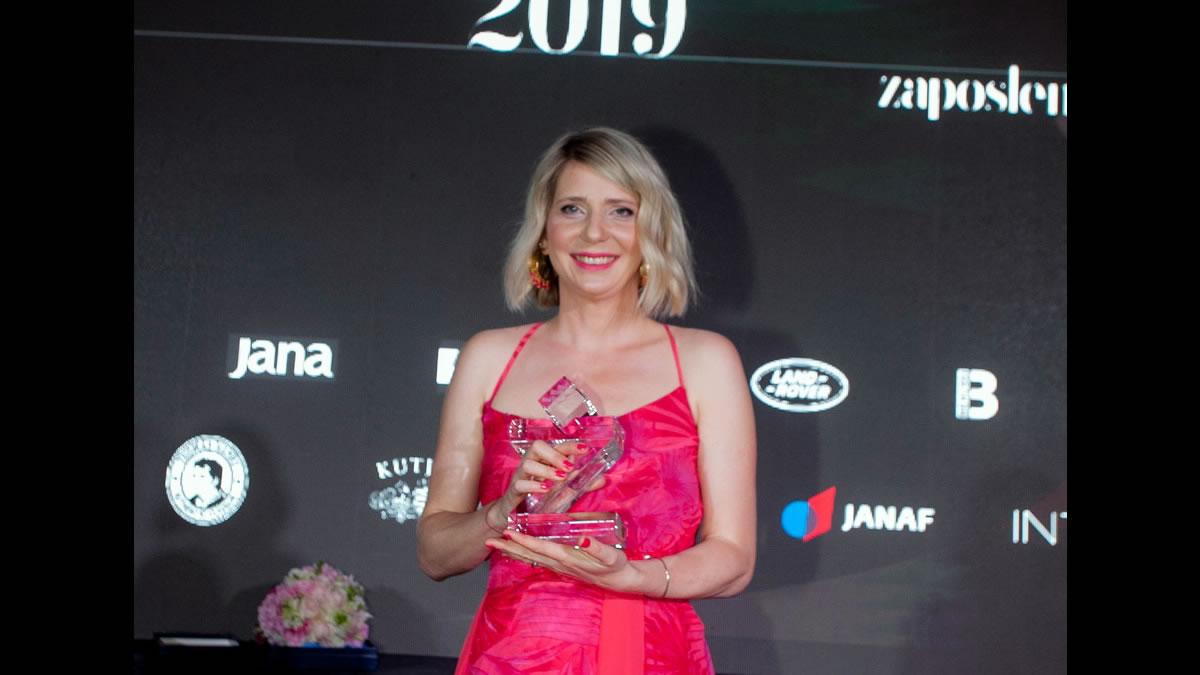 nina išek međugorac / žena godine 2019