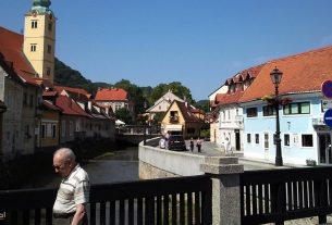 rijeka gradna, samobor / lipanj 2012.