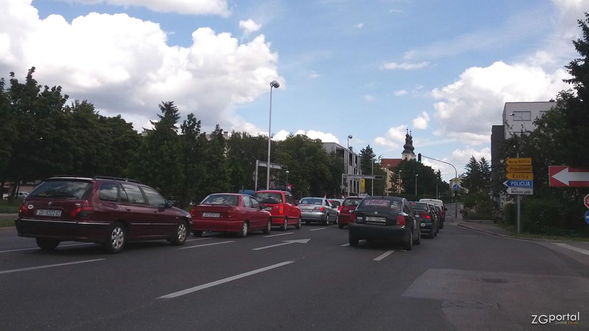 zagrebačka cesta, sesvete