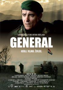 film `general` / kino plakat