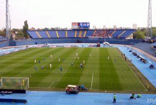 gnk dinamo - stadion maksimir zagreb - travanj 2014.