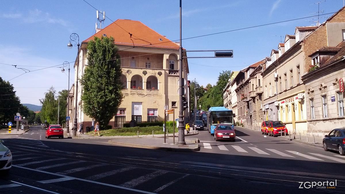grškovićeva ulica, medveščak, zagreb