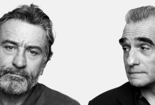 robert de niro and martin scorsese / photo by brigitte lacombe / 2002