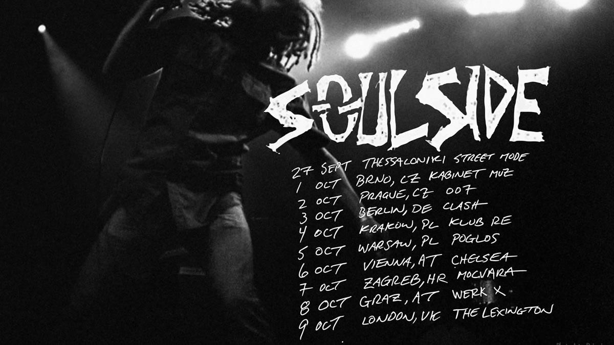 soulside / euro tour 2019