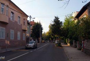 ulica srebrnjak, zagreb / lipanj 2016.