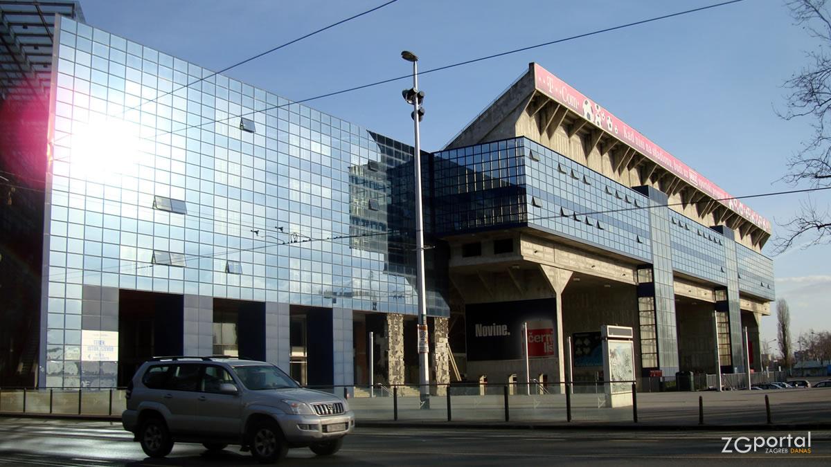 zapadna tribina stadiona maksimir / listopad 2016.