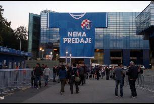stadion maksimir, zagreb / rujan 2017.