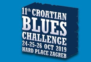 11th Croatian blues challenge 2019