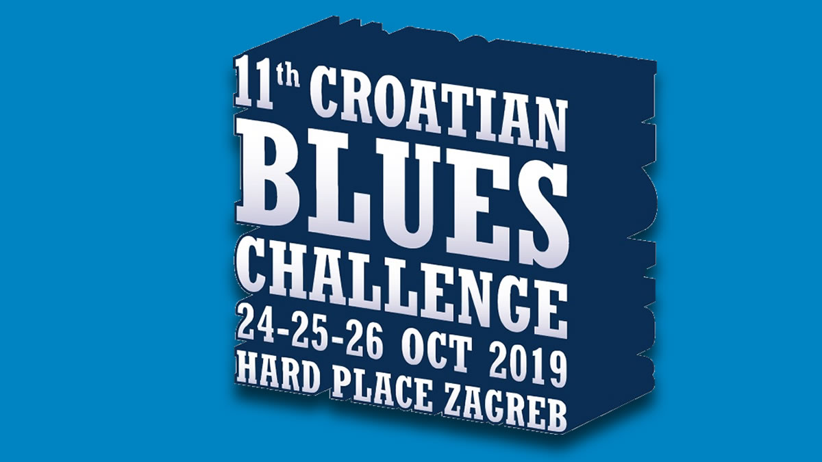 11th Croatian blues challenge 2019