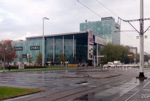 avenue mall zagreb / studeni 2014