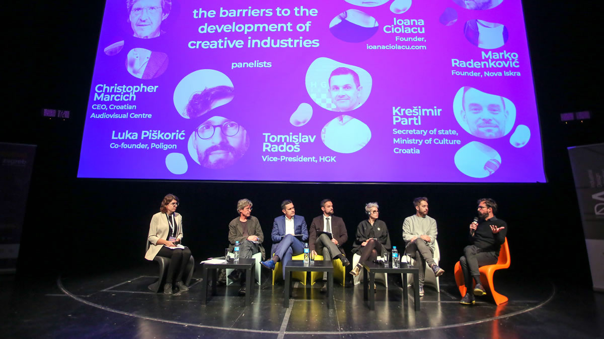 b.creative konferencija / msu zagreb 2019