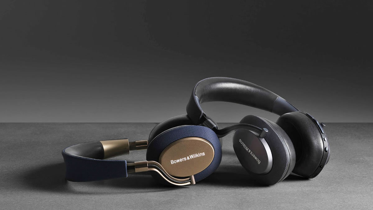 bowers & wilkins headphones / too loud fest / zagreb 2019