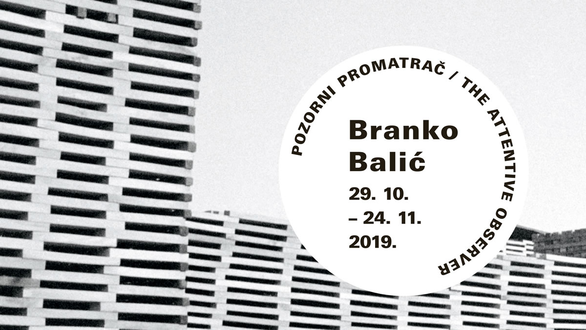 Branko Balić - Pozorni pomatrač - MUO Zagreb