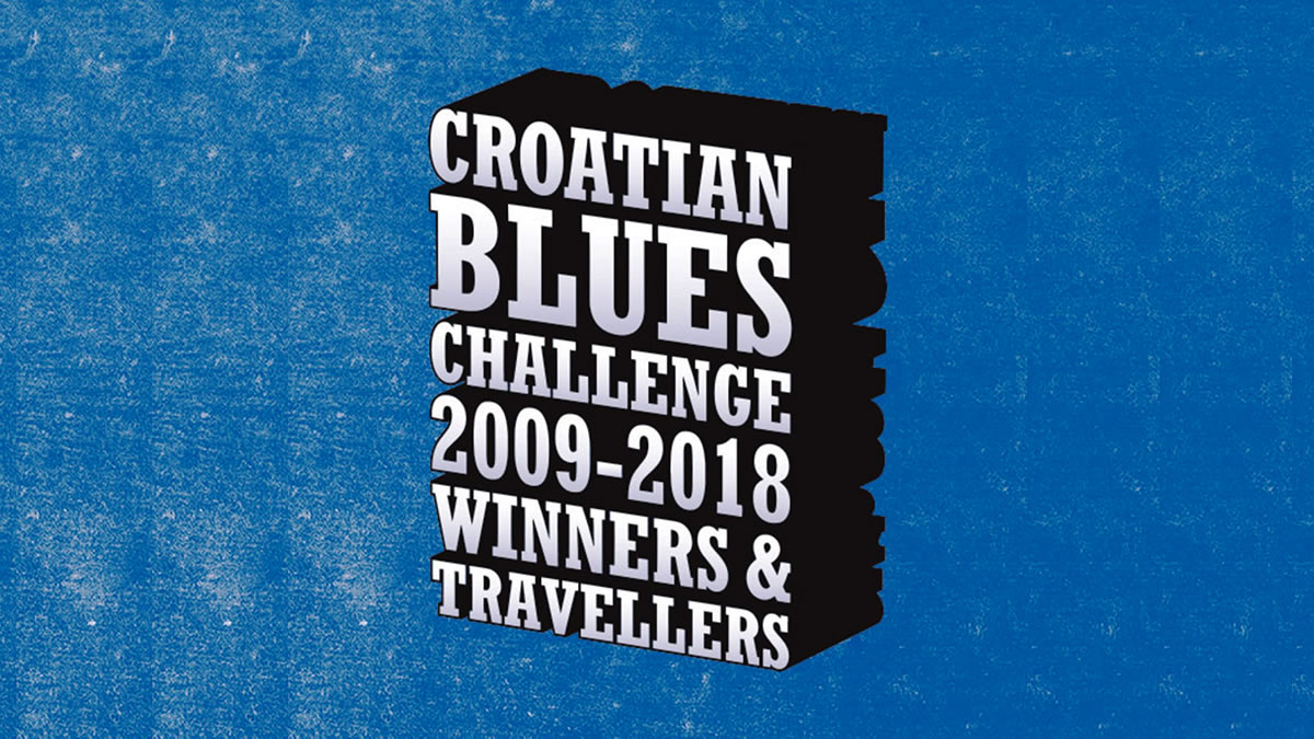 croatian blues challenge / 2009 - 2018 / winners & travellers