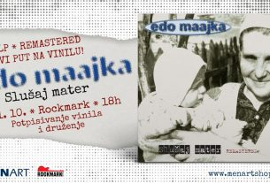 edo maajka / slušaj mater / rockmark zagreb