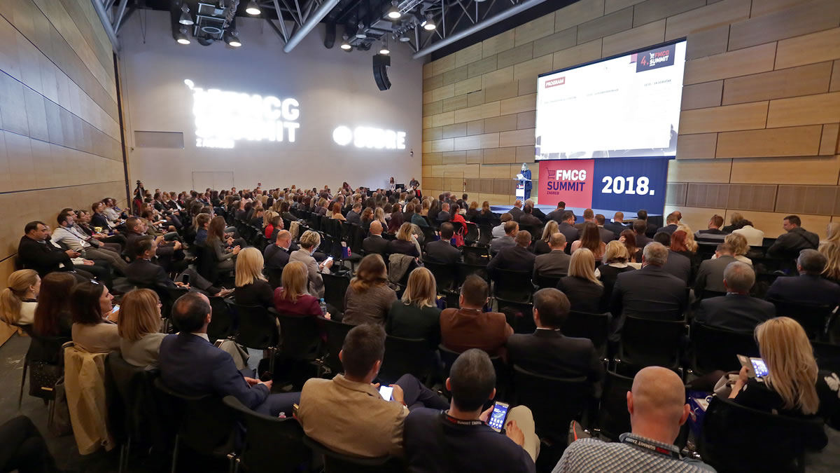 FMCG Retail Summit Zagreb 2018