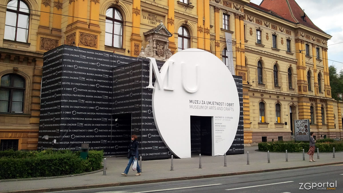 muzej za umjetnost i obrt zagreb / svibanj 2012.