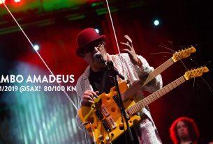 rambo amadeus / klub sax! / studeni 2019