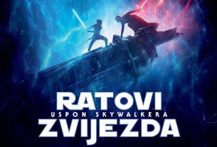 ratovi zvijezda / uspon skywalkera