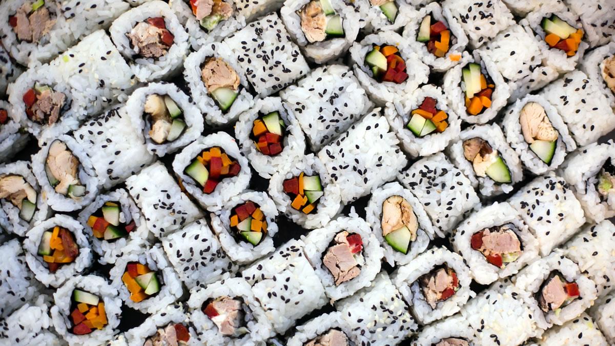 Sushi meet you / Avantgarden Zagreb