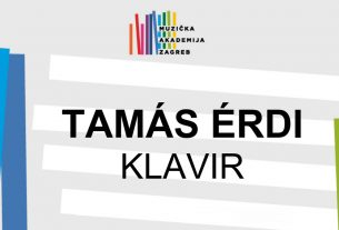 tamas erdi / muzička akademija zagreb