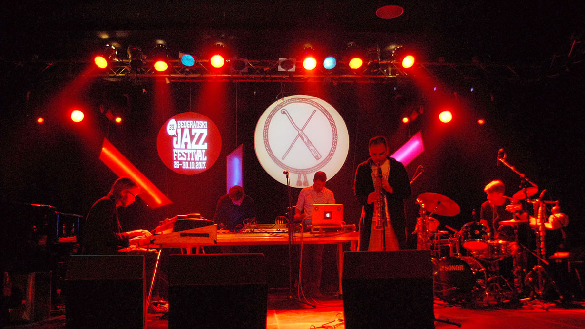 tapan / beograd jazz festival / 2017