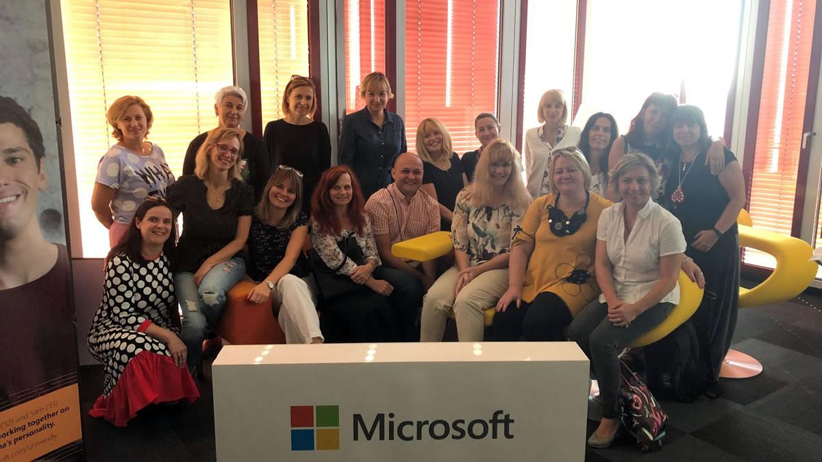 teacher internship program / microsoft croatia 2019