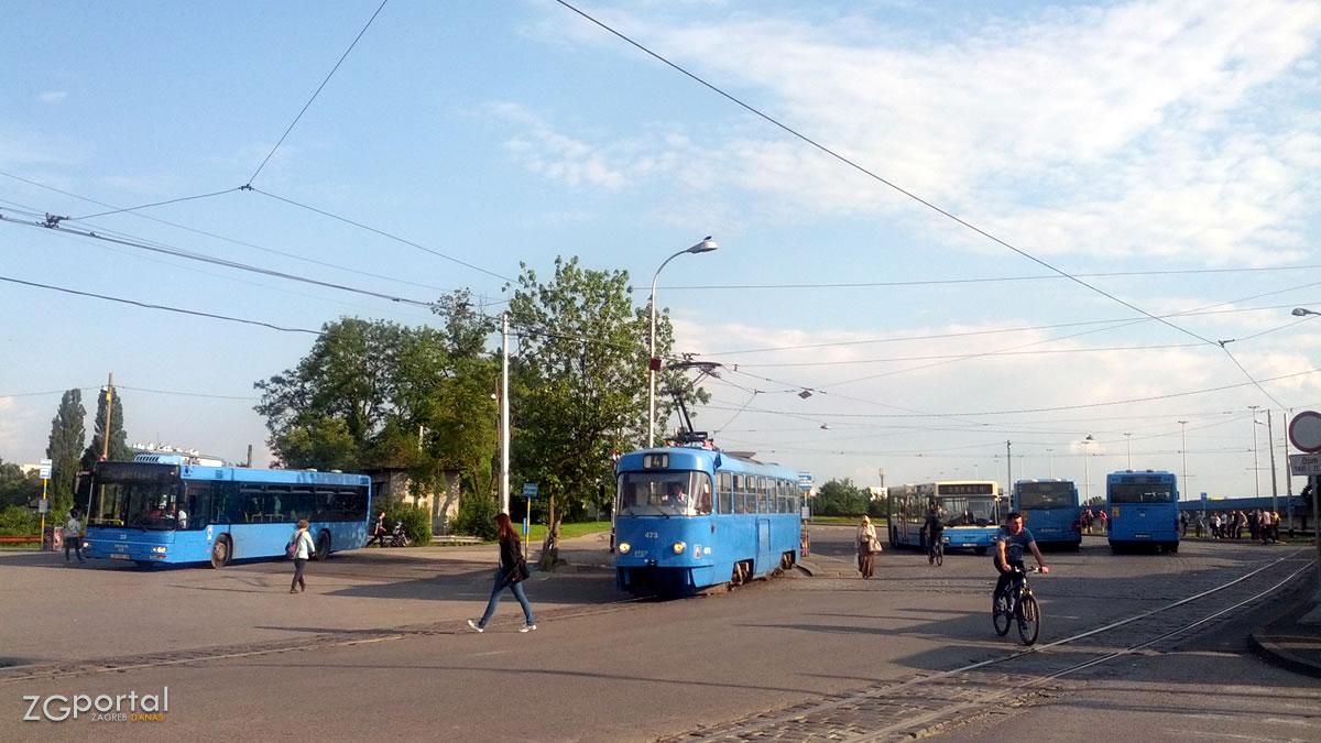 terminal savski most zagreb / lipanj 2014.