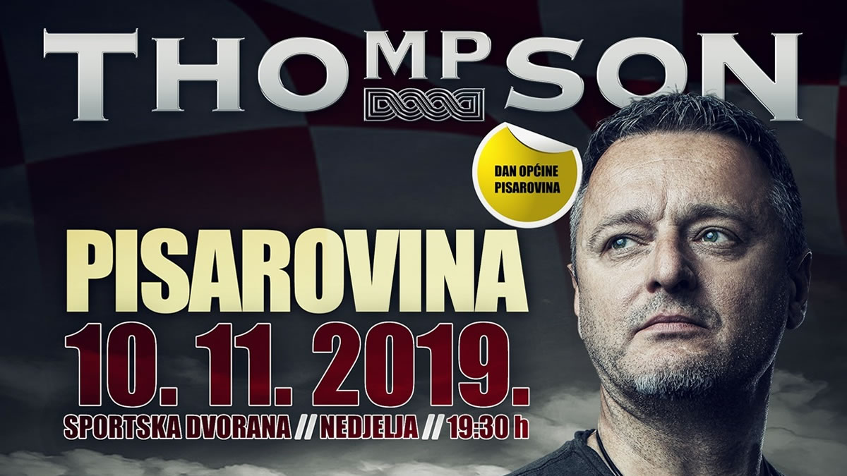 thompson u pisarovini
