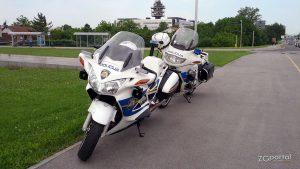 zagrebačka prometna policija / policija na motoru