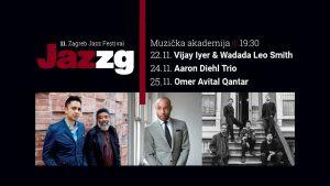 11. Zagreb Jazz Festival / JAZZG 2019