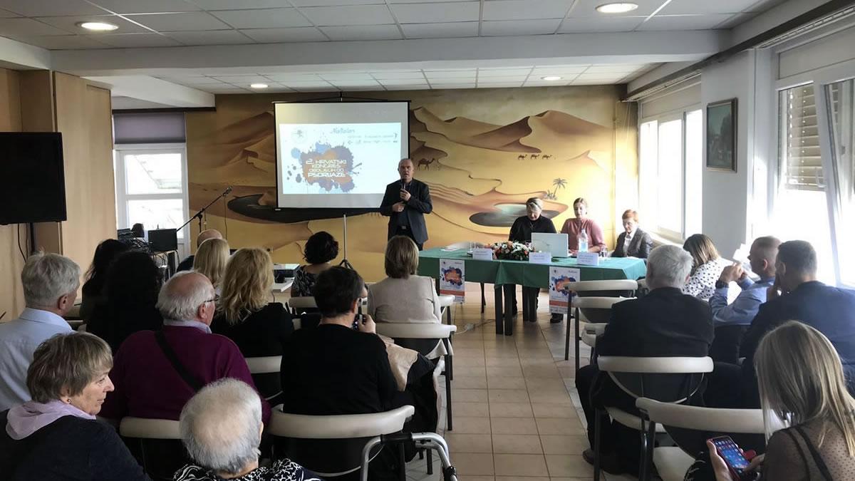 2. hrvatski kongres oboljelih od psorijaze / naftalan 2019