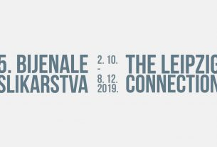 5. bijenale slikarstva / the leipzig connection / zagreb 2019