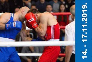 8. zagreb open 2019 / boksački turnir