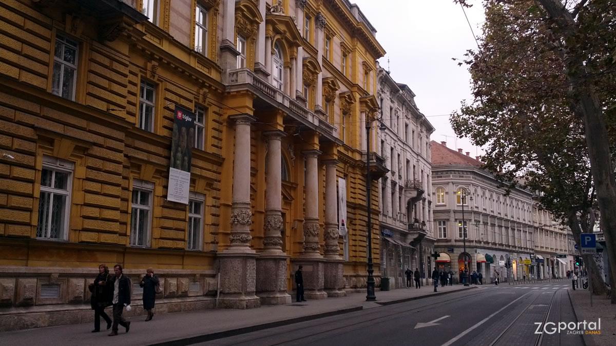 arheološki muzej zagreb / listopad 2014