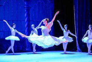 balerina / balet orašar / ukrainian classical ballet / zagreb 2019